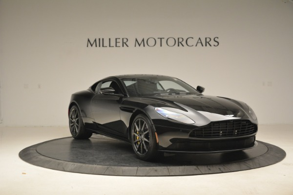 Used 2018 Aston Martin DB11 V8 Coupe for sale $149,990 at Maserati of Greenwich in Greenwich CT 06830 11
