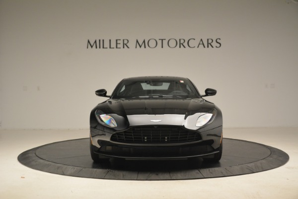 Used 2018 Aston Martin DB11 V8 Coupe for sale $149,990 at Maserati of Greenwich in Greenwich CT 06830 12