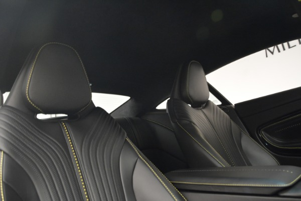 Used 2018 Aston Martin DB11 V8 Coupe for sale $149,990 at Maserati of Greenwich in Greenwich CT 06830 18
