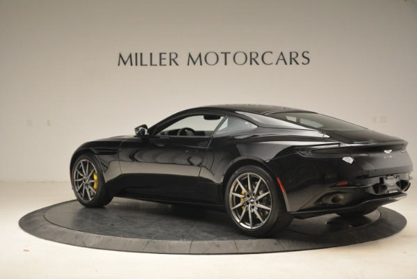 Used 2018 Aston Martin DB11 V8 Coupe for sale $149,990 at Maserati of Greenwich in Greenwich CT 06830 4