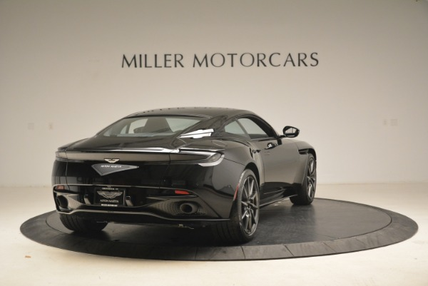 Used 2018 Aston Martin DB11 V8 Coupe for sale $149,990 at Maserati of Greenwich in Greenwich CT 06830 7