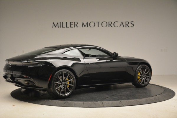 Used 2018 Aston Martin DB11 V8 Coupe for sale $149,990 at Maserati of Greenwich in Greenwich CT 06830 8