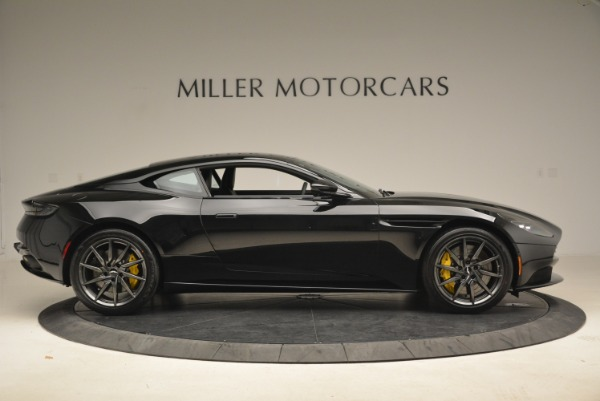 Used 2018 Aston Martin DB11 V8 Coupe for sale $149,990 at Maserati of Greenwich in Greenwich CT 06830 9