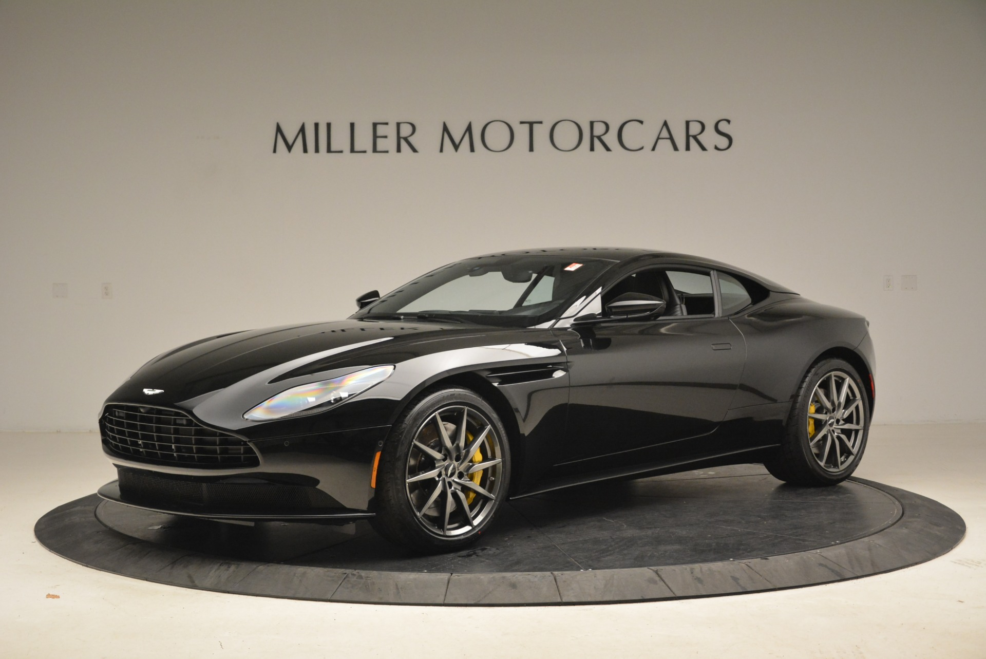 Used 2018 Aston Martin DB11 V8 Coupe for sale $149,990 at Maserati of Greenwich in Greenwich CT 06830 1