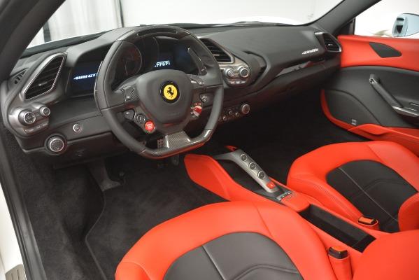 Used 2017 Ferrari 488 GTB for sale Sold at Maserati of Greenwich in Greenwich CT 06830 13