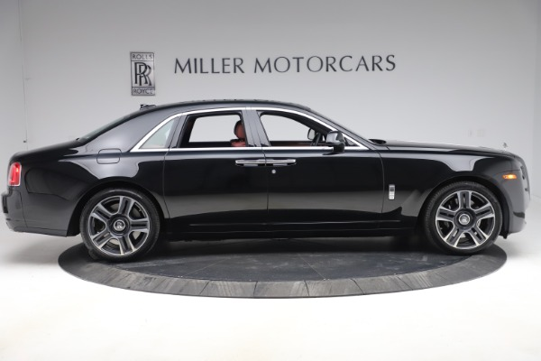 Used 2016 Rolls-Royce Ghost for sale $176,900 at Maserati of Greenwich in Greenwich CT 06830 10