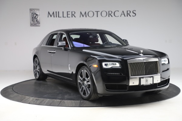 Used 2016 Rolls-Royce Ghost for sale $176,900 at Maserati of Greenwich in Greenwich CT 06830 12