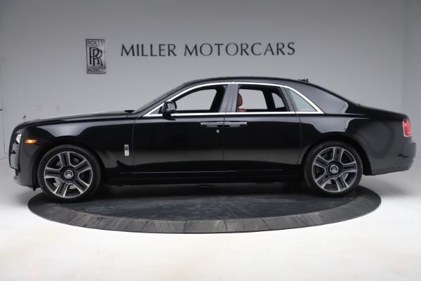 Used 2016 Rolls-Royce Ghost for sale $176,900 at Maserati of Greenwich in Greenwich CT 06830 3