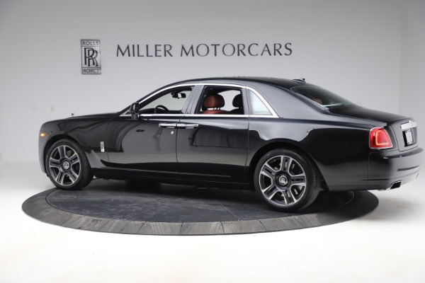 Used 2016 Rolls-Royce Ghost for sale $176,900 at Maserati of Greenwich in Greenwich CT 06830 4