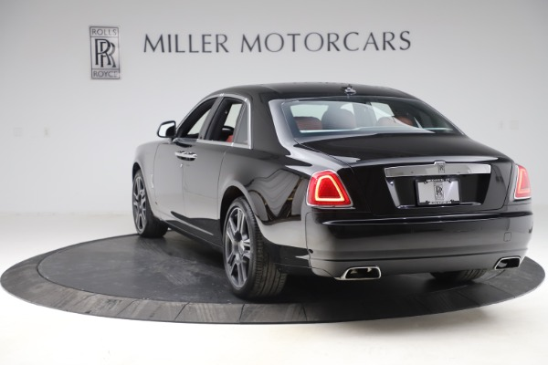 Used 2016 Rolls-Royce Ghost for sale $176,900 at Maserati of Greenwich in Greenwich CT 06830 6