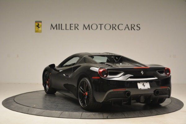 Used 2018 Ferrari 488 Spider for sale Sold at Maserati of Greenwich in Greenwich CT 06830 17