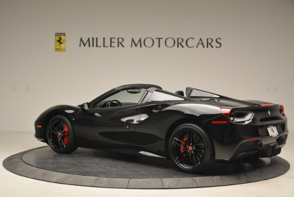 Used 2018 Ferrari 488 Spider for sale Sold at Maserati of Greenwich in Greenwich CT 06830 4