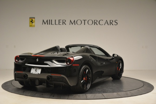 Used 2018 Ferrari 488 Spider for sale Sold at Maserati of Greenwich in Greenwich CT 06830 7