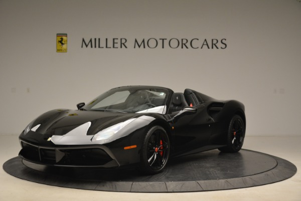 Used 2018 Ferrari 488 Spider for sale Sold at Maserati of Greenwich in Greenwich CT 06830 1