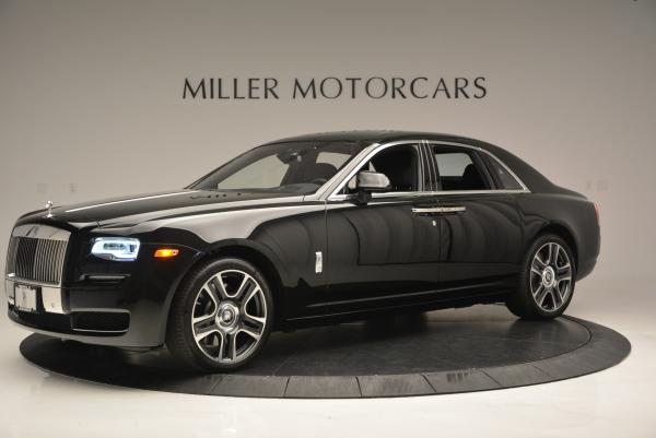 New 2016 Rolls-Royce Ghost Series II for sale Sold at Maserati of Greenwich in Greenwich CT 06830 2