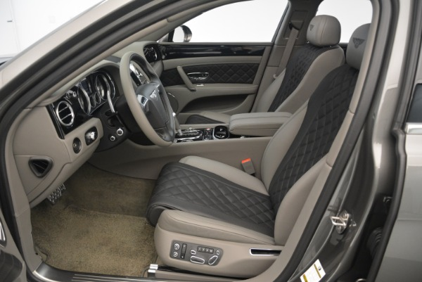 Used 2017 Bentley Flying Spur V8 S for sale Sold at Maserati of Greenwich in Greenwich CT 06830 19