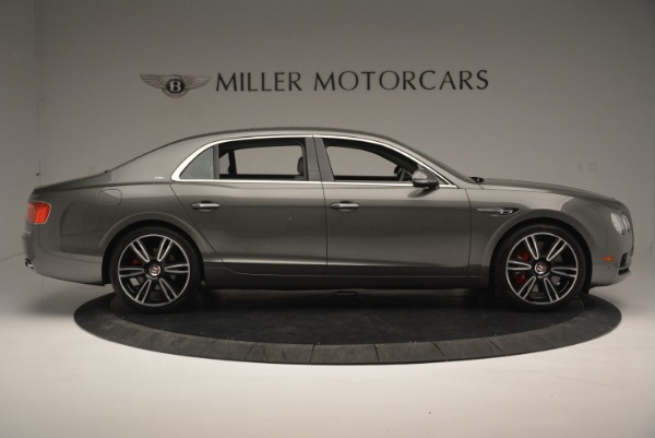Used 2017 Bentley Flying Spur V8 S for sale Sold at Maserati of Greenwich in Greenwich CT 06830 8