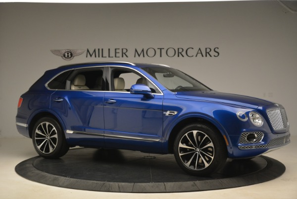 Used 2018 Bentley Bentayga W12 Signature for sale $169,900 at Maserati of Greenwich in Greenwich CT 06830 10