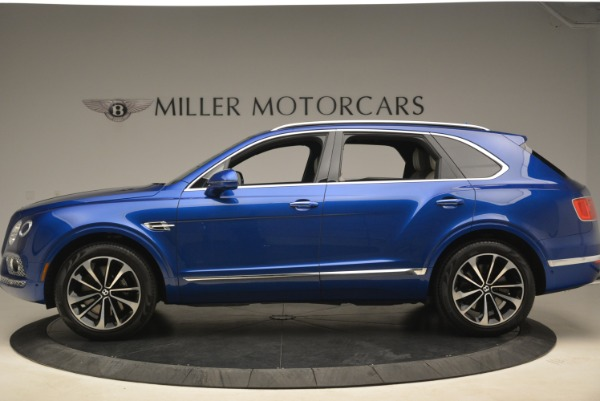 Used 2018 Bentley Bentayga W12 Signature for sale $169,900 at Maserati of Greenwich in Greenwich CT 06830 3