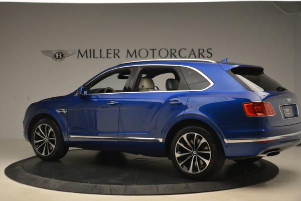 Used 2018 Bentley Bentayga W12 Signature for sale $169,900 at Maserati of Greenwich in Greenwich CT 06830 4