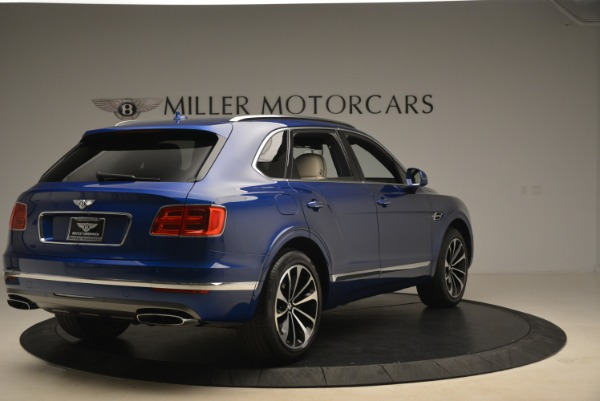 Used 2018 Bentley Bentayga W12 Signature for sale $169,900 at Maserati of Greenwich in Greenwich CT 06830 7