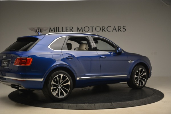 Used 2018 Bentley Bentayga W12 Signature for sale $169,900 at Maserati of Greenwich in Greenwich CT 06830 8