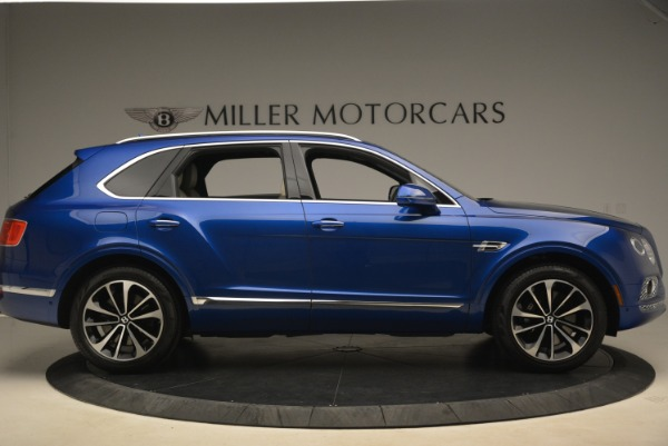 Used 2018 Bentley Bentayga W12 Signature for sale $169,900 at Maserati of Greenwich in Greenwich CT 06830 9