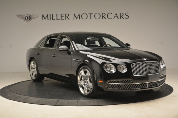 Used 2014 Bentley Flying Spur W12 for sale Sold at Maserati of Greenwich in Greenwich CT 06830 10