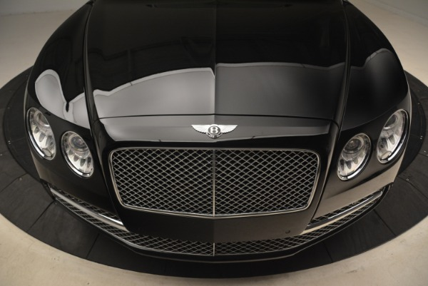 Used 2014 Bentley Flying Spur W12 for sale Sold at Maserati of Greenwich in Greenwich CT 06830 12
