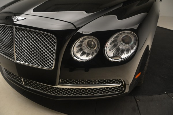 Used 2014 Bentley Flying Spur W12 for sale Sold at Maserati of Greenwich in Greenwich CT 06830 13