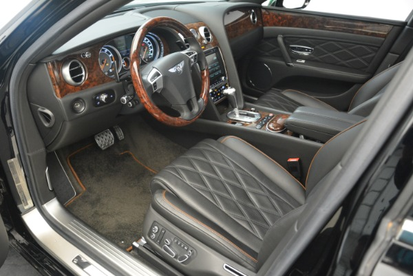 Used 2014 Bentley Flying Spur W12 for sale Sold at Maserati of Greenwich in Greenwich CT 06830 17