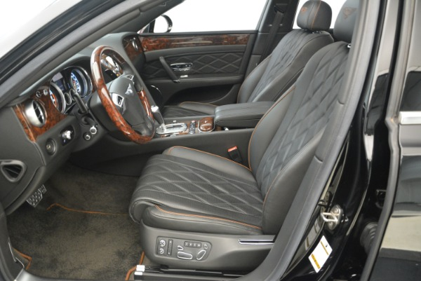 Used 2014 Bentley Flying Spur W12 for sale Sold at Maserati of Greenwich in Greenwich CT 06830 18