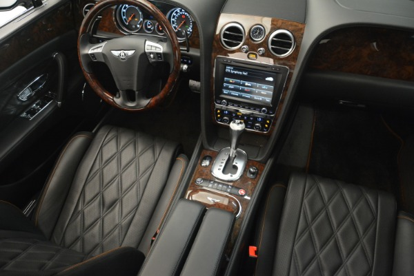 Used 2014 Bentley Flying Spur W12 for sale Sold at Maserati of Greenwich in Greenwich CT 06830 21