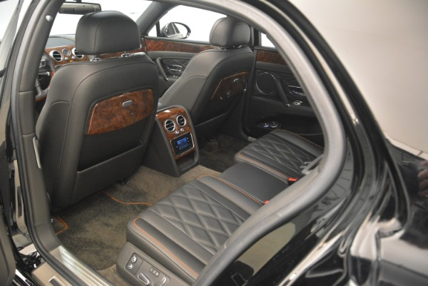 Used 2014 Bentley Flying Spur W12 for sale Sold at Maserati of Greenwich in Greenwich CT 06830 24