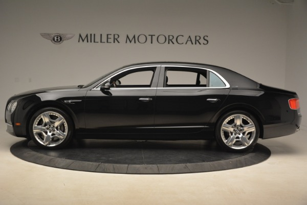 Used 2014 Bentley Flying Spur W12 for sale Sold at Maserati of Greenwich in Greenwich CT 06830 3