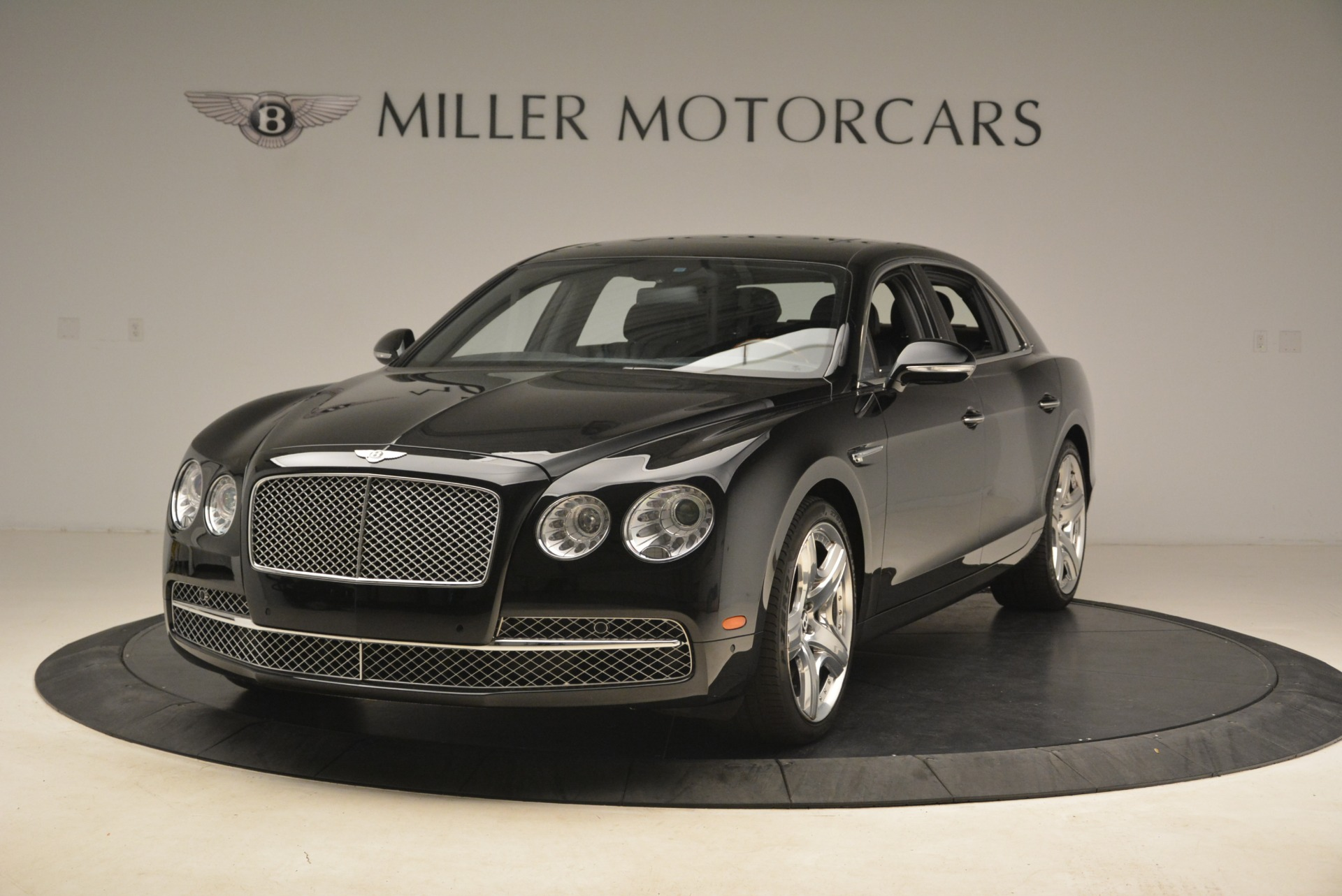 Used 2014 Bentley Flying Spur W12 for sale Sold at Maserati of Greenwich in Greenwich CT 06830 1