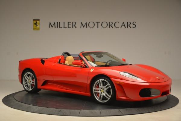 Used 2008 Ferrari F430 Spider for sale Sold at Maserati of Greenwich in Greenwich CT 06830 10