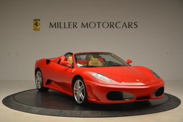 Used 2008 Ferrari F430 Spider for sale Sold at Maserati of Greenwich in Greenwich CT 06830 11