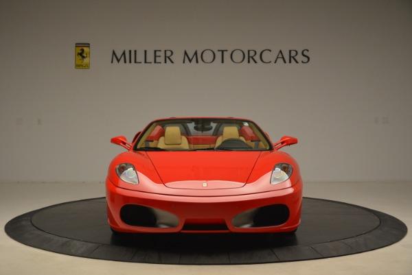 Used 2008 Ferrari F430 Spider for sale Sold at Maserati of Greenwich in Greenwich CT 06830 12