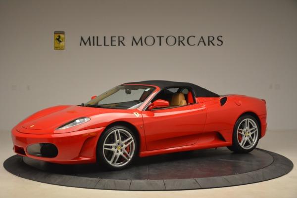 Used 2008 Ferrari F430 Spider for sale Sold at Maserati of Greenwich in Greenwich CT 06830 14