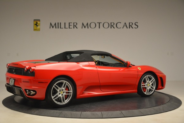 Used 2008 Ferrari F430 Spider for sale Sold at Maserati of Greenwich in Greenwich CT 06830 20