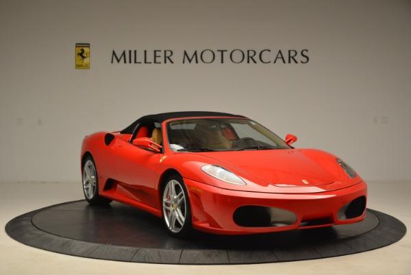 Used 2008 Ferrari F430 Spider for sale Sold at Maserati of Greenwich in Greenwich CT 06830 23