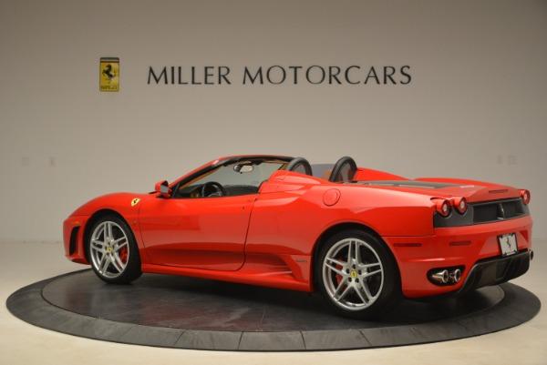 Used 2008 Ferrari F430 Spider for sale Sold at Maserati of Greenwich in Greenwich CT 06830 4