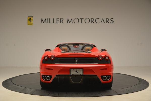 Used 2008 Ferrari F430 Spider for sale Sold at Maserati of Greenwich in Greenwich CT 06830 6