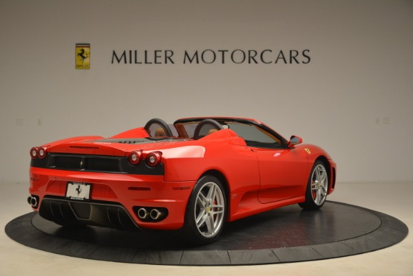 Used 2008 Ferrari F430 Spider for sale Sold at Maserati of Greenwich in Greenwich CT 06830 7