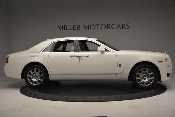 Used 2016 Rolls-Royce Ghost Series II for sale Sold at Maserati of Greenwich in Greenwich CT 06830 9