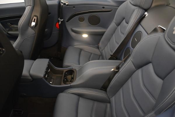 New 2018 Maserati GranTurismo Sport Convertible for sale Sold at Maserati of Greenwich in Greenwich CT 06830 21