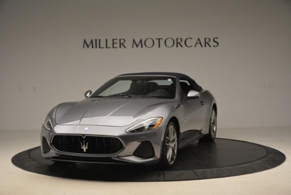 New 2018 Maserati GranTurismo Sport Convertible for sale Sold at Maserati of Greenwich in Greenwich CT 06830 1