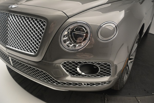 New 2018 Bentley Bentayga W12 Activity for sale Sold at Maserati of Greenwich in Greenwich CT 06830 14