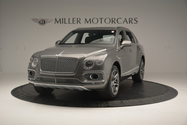 New 2018 Bentley Bentayga W12 Activity for sale Sold at Maserati of Greenwich in Greenwich CT 06830 2